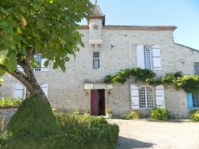 16th century chateau with 2 gites, swimming pool and 2.3ha