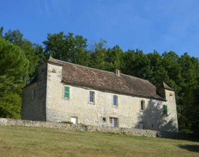 16th Century Manoir with guest studio, swimming pool and 17ha