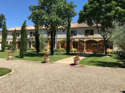 Exceptional late 18th century manoir with guest house, swimming pool and 8.8ha